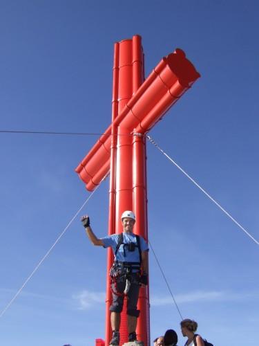 Foto: hofchri / Klettersteig Tour / Großer Priel (2515m) über