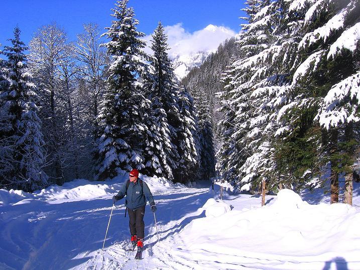 Foto: Andreas Koller / Ski Tour / Über den Leobner (2036m) / 25.01.2009 23:52:46