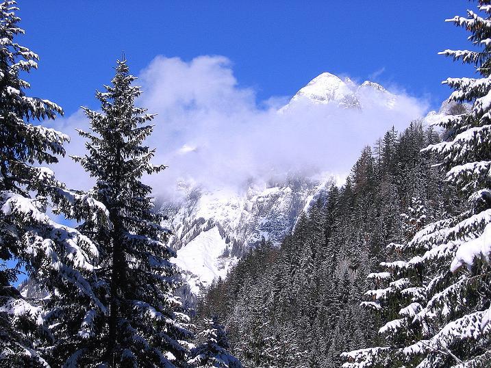 Foto: Andreas Koller / Ski Tour / Über den Leobner (2036m) / Der Große Ödstein (2335 m) / 25.01.2009 23:52:33