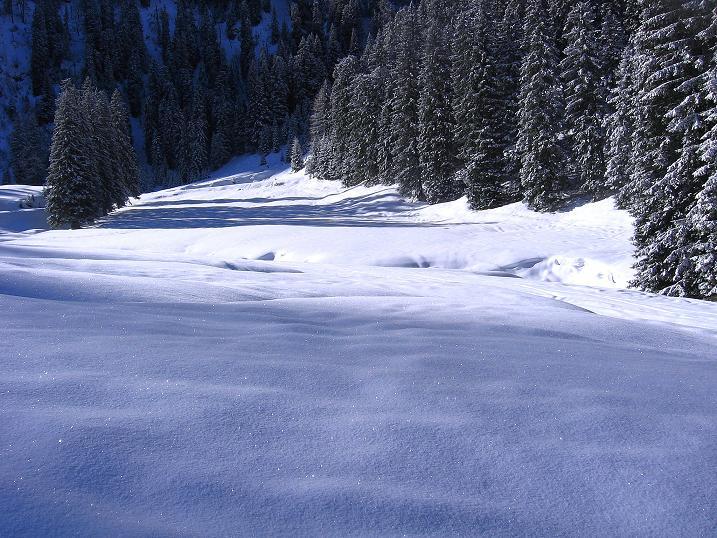 Foto: Andreas Koller / Ski Tour / Über den Leobner (2036m) / 25.01.2009 23:50:10