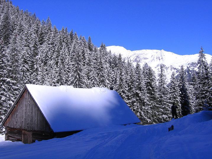 Foto: Andreas Koller / Ski Tour / Über den Leobner (2036m) / 25.01.2009 23:49:54