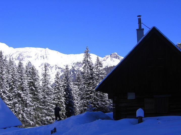 Foto: Andreas Koller / Ski Tour / Über den Leobner (2036m) / 25.01.2009 23:49:41