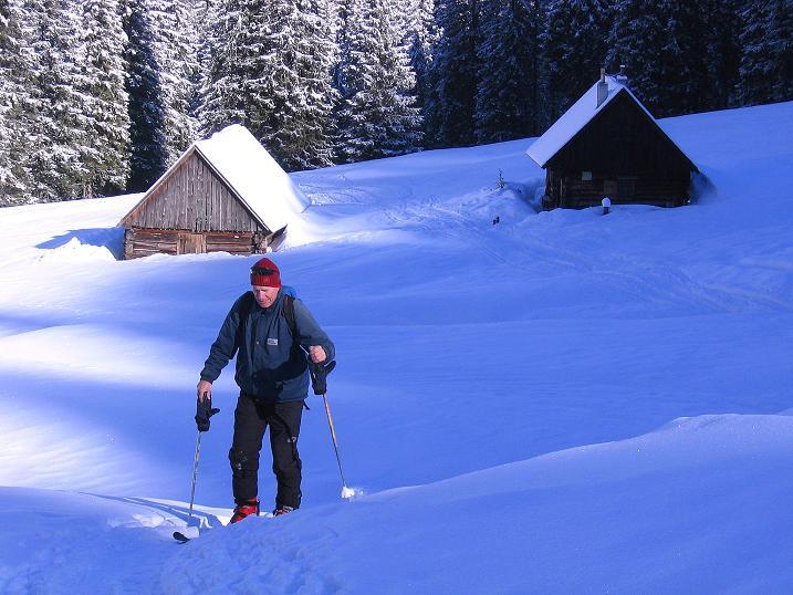 Foto: Andreas Koller / Ski Tour / Über den Leobner (2036m) / 25.01.2009 23:49:34