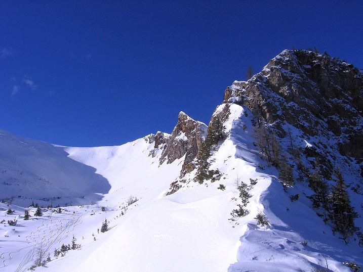 Foto: Andreas Koller / Ski Tour / Über den Leobner (2036m) / 25.01.2009 23:45:05