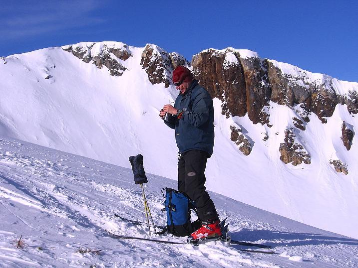 Foto: Andreas Koller / Ski Tour / Über den Leobner (2036m) / 25.01.2009 23:39:08