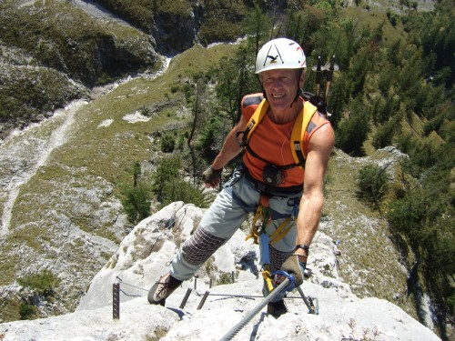 Franz Josef Klettersteig : Klettersteige kaiser franz josef klettersteig km bergwelten