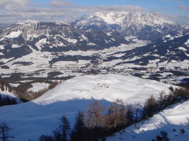 Foto: Manfred Karl / Ski Tour / Vom Gasthof Winkelmoos auf den Karstein / Edenhausenalm / 26.01.2009 20:25:25