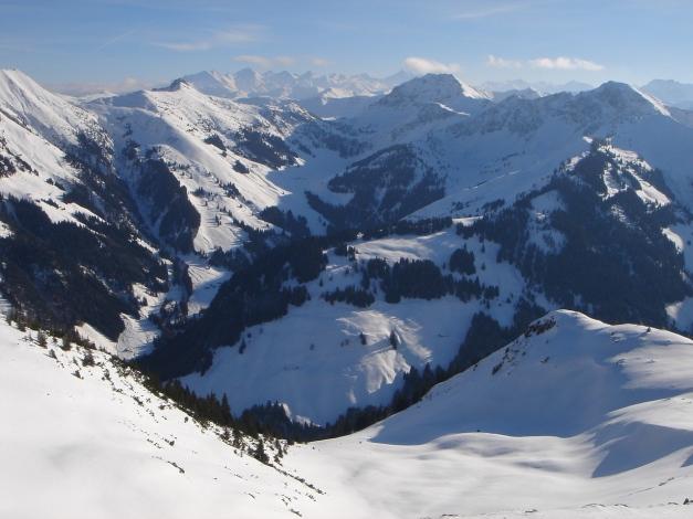Foto: Manfred Karl / Ski Tour / Vom Gasthof Winkelmoos auf den Karstein / 26.01.2009 20:18:36