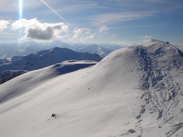 Foto: Manfred Karl / Ski Tour / Vom Gasthof Winkelmoos auf den Karstein / 26.01.2009 20:16:22
