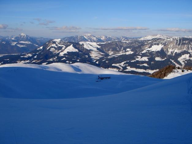 Foto: Manfred Karl / Ski Tour / Vom Gasthof Winkelmoos auf den Karstein / Eggeralm / 26.01.2009 20:14:59