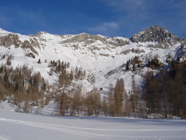Foto: Manfred Karl / Ski Tour / Schöpfing (2143m) / Rettenwand - Permuthwand von der Muhreralm / 26.01.2009 21:37:42