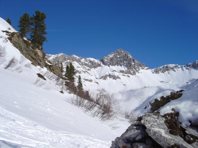 Foto: Manfred Karl / Ski Tour / Schöpfing (2143m) / Permuthwand / 26.01.2009 21:06:02