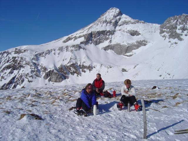 Foto: Manfred Karl / Ski Tour / Schöpfing (2143m) / Mosermandl / 26.01.2009 21:01:13