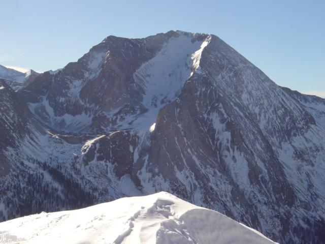 Foto: Manfred Karl / Ski Tour / Schöpfing (2143m) / Weißeck mit seiner Paradeabfahrt durch das Ödenkar / 26.01.2009 21:00:53