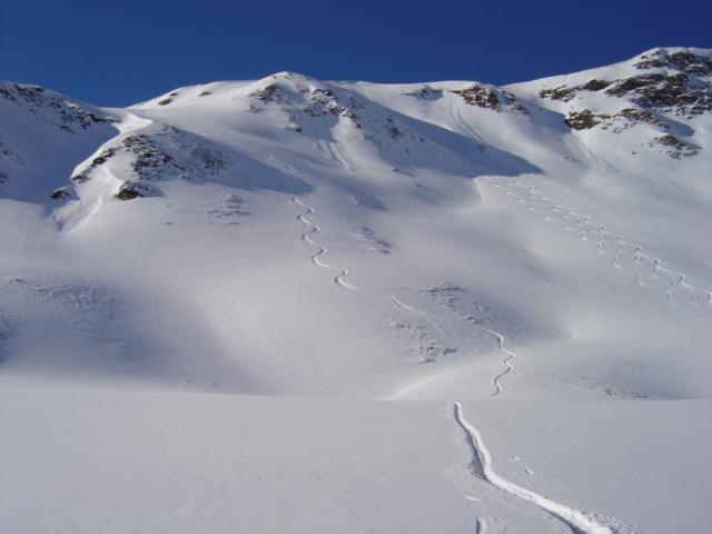Foto: Manfred Karl / Ski Tour / Schöpfing (2143m) / 26.01.2009 20:59:35