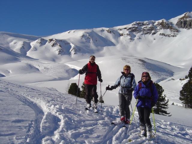 Foto: Manfred Karl / Ski Tour / Schöpfing (2143m) / 26.01.2009 20:58:02