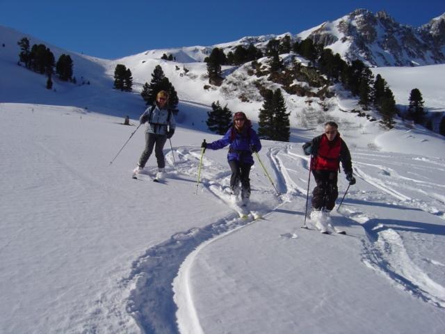 Foto: Manfred Karl / Ski Tour / Schöpfing (2143m) / Der reinste Genuss / 26.01.2009 20:57:20