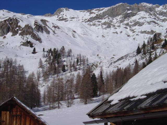 Foto: Manfred Karl / Ski Tour / Schöpfing (2143m) / Bei der Muhreralm / 26.01.2009 20:56:59