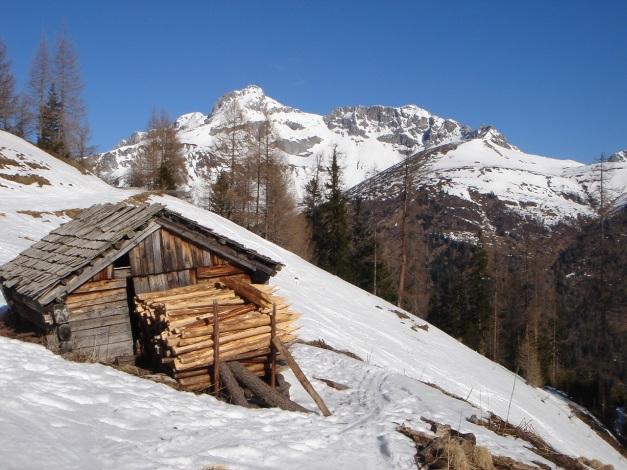 Foto: Manfred Karl / Ski Tour / Durch die Hölle auf das Weißeck / Mosermandln / 26.01.2009 22:17:10