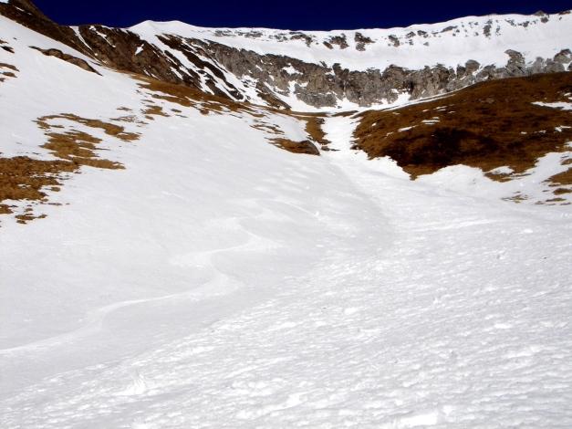 Foto: Manfred Karl / Ski Tour / Durch die Hölle auf das Weißeck / Weißkar / 26.01.2009 22:05:27