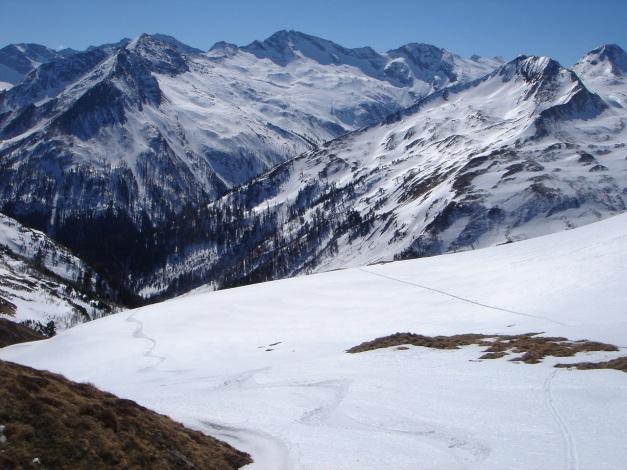 Foto: Manfred Karl / Ski Tour / Durch die Hölle auf das Weißeck / Hafnergruppe / 26.01.2009 22:04:59