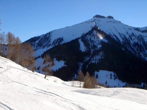 Foto: Manfred Karl / Ski Tour / Grobriedel (1473m) / Schmittenstein / 27.01.2009 06:43:43