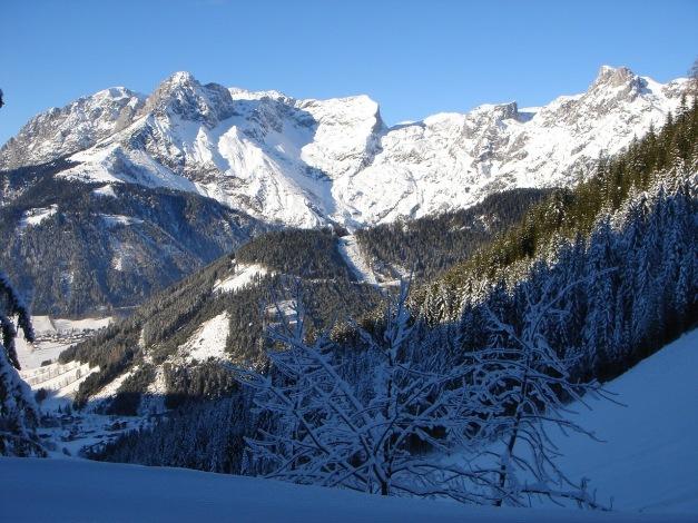 Foto: Manfred Karl / Ski Tour / Aus der Zaglau auf die Bischlinghöhe / Tennengebirge / 27.01.2009 07:06:34