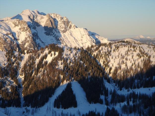 Foto: Manfred Karl / Ski Tour / Aus der Zaglau auf die Bischlinghöhe / Hochkarfelderkopf / 27.01.2009 07:02:19