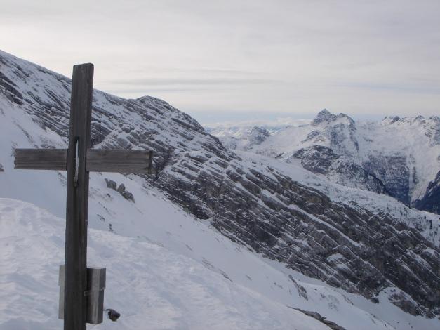 Foto: Manfred Karl / Ski Tour / Vorderberghörndl (2082m) / Vorderberghörndl / 27.01.2009 07:52:35