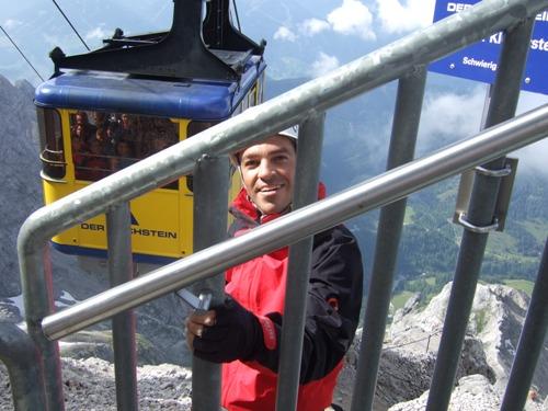 Foto: hofchri / Klettersteig Tour / Hunerkogel (2687m) über