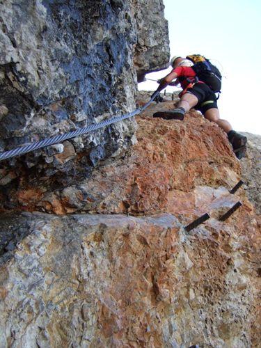 Foto: hofchri / Klettersteig Tour / Hoher Dachstein (2995m) über