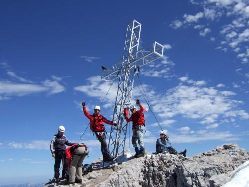 Klettersteig Dachstein : Schmiedsteig klettersteig hallstatt dachstein salzkammergut welterbe