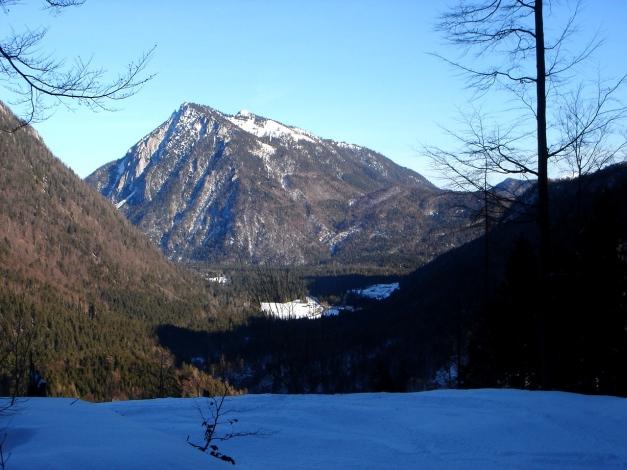 Foto: Manfred Karl / Ski Tour / Durch das Ostertal auf die Hörndlwand / Rauschberg / 28.01.2009 22:23:25