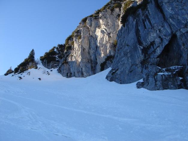 Foto: Manfred Karl / Ski Tour / Durch das Ostertal auf die Hörndlwand / Oberes Ostertal / 28.01.2009 22:21:40