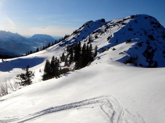 Foto: Manfred Karl / Ski Tour / Durch das Ostertal auf die Hörndlwand / Gurnwandkopf / 28.01.2009 22:21:20