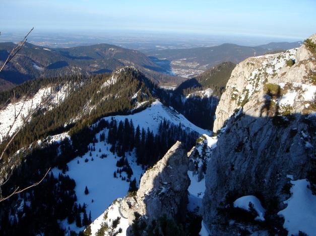 Foto: Manfred Karl / Ski Tour / Durch das Ostertal auf die Hörndlwand / Chiemgauer Voralpenland / 28.01.2009 22:18:45