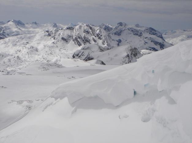 Foto: Manfred Karl / Ski Tour / Schneibstein, Bockskehl Abfahrt / Hagengebirge - Steinernes Meer / 28.01.2009 22:56:00