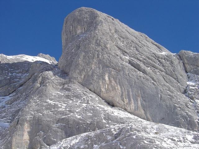 Foto: Manfred Karl / Ski Tour / Schartwand, 2339 m und Brietkogel, 2316 m / Kletterhimmel - Tauernkogel Westwand / 29.01.2009 19:11:58