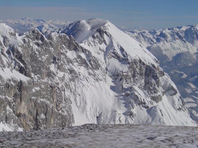 Foto: Manfred Karl / Ski Tour / Schartwand, 2339 m und Brietkogel, 2316 m / Fritzerkogel / 29.01.2009 19:08:45