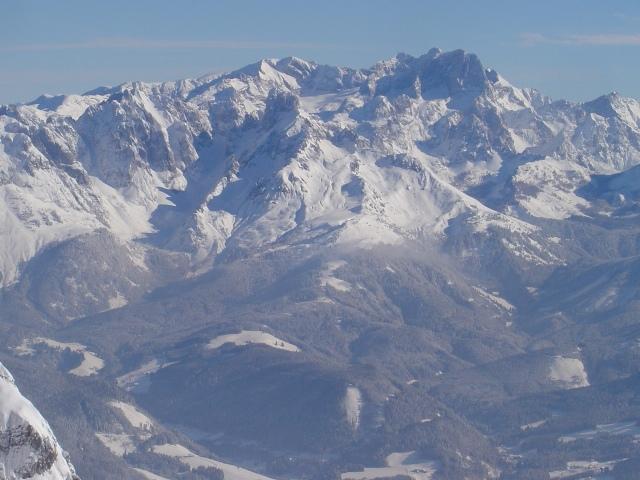 Foto: Manfred Karl / Ski Tour / Schartwand, 2339 m und Brietkogel, 2316 m / Dachsteingebirge / 29.01.2009 19:08:23
