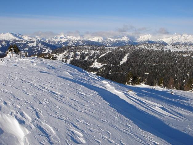 Foto: Manfred Karl / Ski Tour / Über die Steffeialm auf den Wirtsnock / 29.01.2009 19:38:48