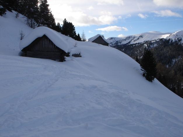 Foto: Manfred Karl / Ski Tour / Mühlhauserhöhe, 2216 m / 29.01.2009 20:20:01