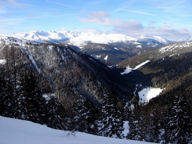 Foto: Manfred Karl / Ski Tour / Mühlhauserhöhe, 2216 m / 29.01.2009 20:19:14