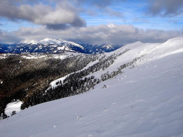 Foto: Manfred Karl / Ski Tour / Mühlhauserhöhe, 2216 m / 29.01.2009 20:16:48