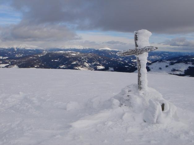 Foto: Manfred Karl / Ski Tour / Mühlhauserhöhe, 2216 m / Mühlhauser Höhe / 29.01.2009 20:15:45