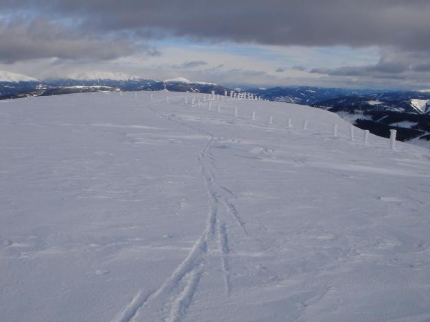 Foto: Manfred Karl / Ski Tour / Mühlhauserhöhe, 2216 m / 29.01.2009 20:14:27