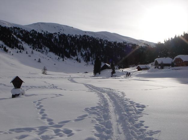 Foto: Manfred Karl / Ski Tour / Rosaninhöhe, 2280 m / Rosaninhöhe / 29.01.2009 20:51:43
