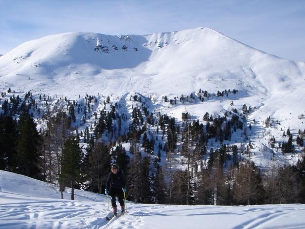 Foto: Manfred Karl / Ski Tour / Rosaninhöhe, 2280 m / Sauereggnock / 29.01.2009 20:47:19