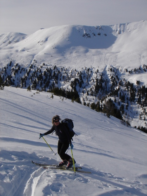 Foto: Manfred Karl / Ski Tour / Rosaninhöhe, 2280 m / 29.01.2009 20:46:34