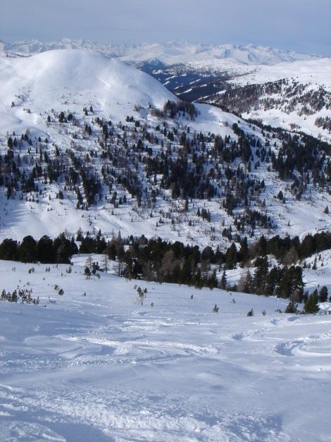 Foto: Manfred Karl / Ski Tour / Rosaninhöhe, 2280 m / 29.01.2009 20:44:59